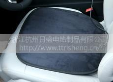 鹿皮绒梯形垫,汽车座椅加热垫