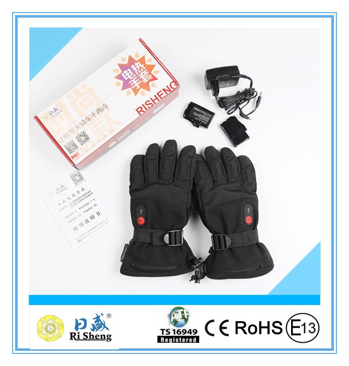 锂电池加热手套   电热手套
